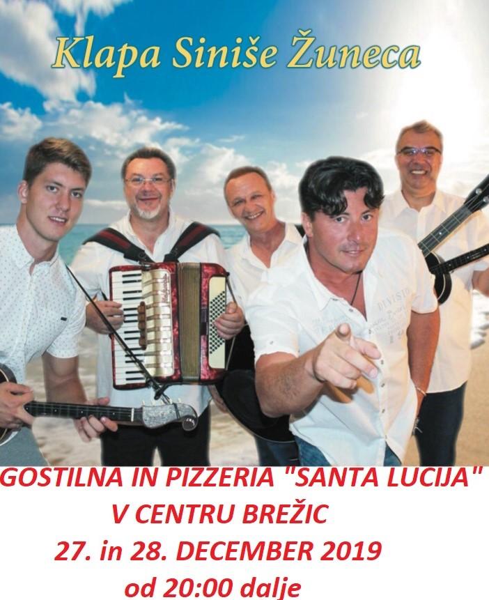 Klapa Siniša Žuneca - 27. in 28. 12. 2019 - KONČNA